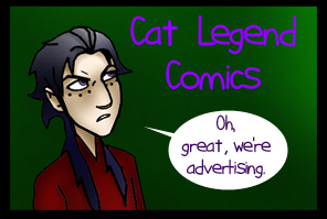 Cat Legend Comics